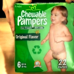 Green Pampers