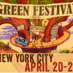 Nostalgic for 80's NYC, Longing for Cannoli & Thoughts About NYC Green Festival