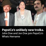 Pepsico Shocker! Taylor's Tonics & Prometheus Springs Unite in Hostile Takeover of Pepsico; CEO Indra Nooyi to Remain