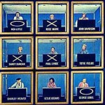 Hollywood Squares Major Influencer, Says Pew Research Study, Last of the Boomers, What Went Wrong?